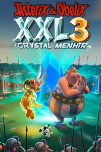 Game Box for Asterix & Obelix XXL 3: The Crystal Menhir (PC)