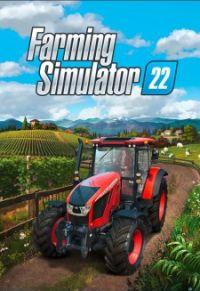 Farming Simulator 22 (PC cover