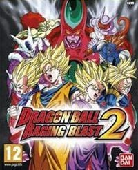 Okładka Dragon Ball: Raging Blast 2 (X360)