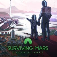 Game Box for Surviving Mars: Green Planet (PC)