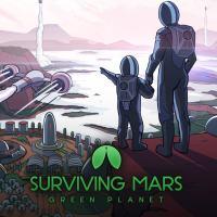 Okładka Surviving Mars: Green Planet (PC)