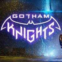 Game Box for Gotham Knights (PS4)