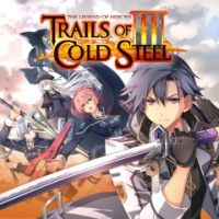 Okładka The Legend of Heroes: Trails of Cold Steel III (Switch)