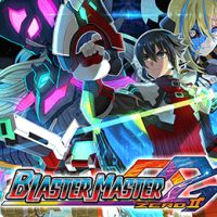Game Box for Blaster Master Zero II (PS4)