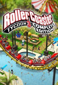Okładka RollerCoaster Tycoon 3: Complete Edition (PC)