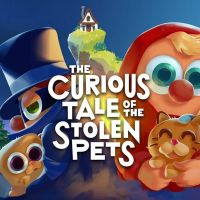 Okładka The Curious Tale of the Stolen Pets (PS4)