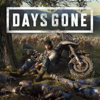 Game Box for Days Gone (PS4)