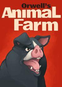 Okładka Orwell's Animal Farm (PC)
