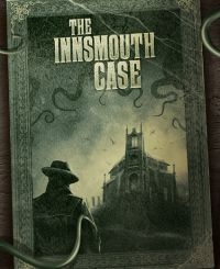 Game Box for The Innsmouth Case (PC)