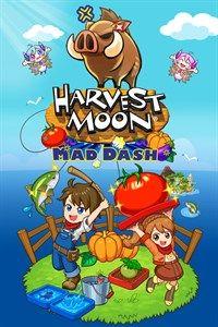 Okładka Harvest Moon: Mad Dash (PS4)
