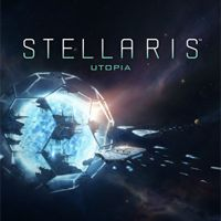 Game Box for Stellaris: Utopia (PC)