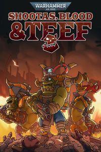 Okładka Warhammer 40,000: Shootas, Blood & Teef (PS5)