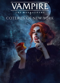 Okładka Vampire: The Masquerade - Coteries of New York (Switch)