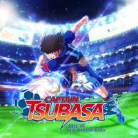 Game Box for Captain Tsubasa: Rise of New Champions (PS4)