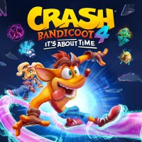 Game Box for Crash Bandicoot 4: It's About Time (PS4)