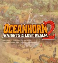 Game Box for Oceanhorn 2: Knights of the Lost Realm (Switch)