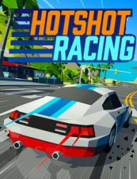 Okładka Hotshot Racing (PC)