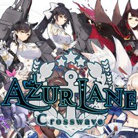 Azur Lane: Crosswave cover