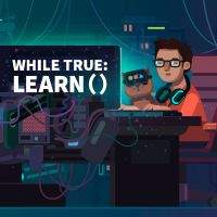 while True: learn() (AND cover