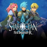 Okładka Star Ocean: First Departure R (PS4)