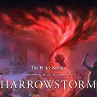 Game Box for The Elder Scrolls Online: Harrowstorm (PC)