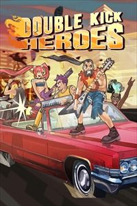 Okładka Double Kick Heroes (PC)