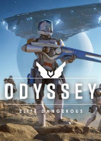Game Box for Elite: Dangerous - Odyssey (PC)