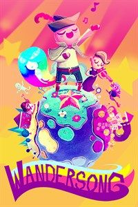 Game Box for Wandersong (PS4)