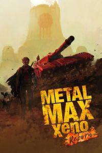 Okładka Metal Max Xeno: Reborn (Switch)