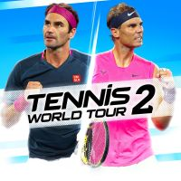 Okładka Tennis World Tour 2 (PC)