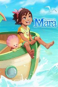 Okładka Summer in Mara (XONE)