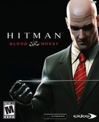 Game Box for Hitman: Blood Money (PC)