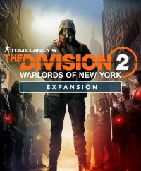 Game Box for Tom Clancy's The Division 2: Warlords of New York (PC)