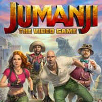 Okładka Jumanji: The Video Game (PS4)