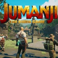 Game Box for Jumanji: The Video Game (PS4)