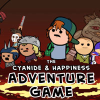 Game Box for Cyanide & Happiness: Freakpocalypse (PC)