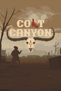 Okładka Colt Canyon (PC)