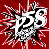 Okładka Persona 5 Scramble: The Phantom Strikers (Switch)