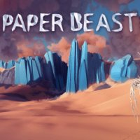Okładka Paper Beast (PC)