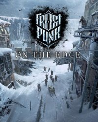 Frostpunk: On the Edge cover