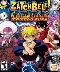 Game Box for Zatch Bell!: Mamodo Fury (GCN)