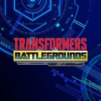 Game Box for Transformers: Battlegrounds (PC)