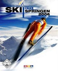 Game Box for RTL Ski Jumping 2006 (PC)