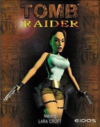 Game Box for Tomb Raider (1996) (PC)