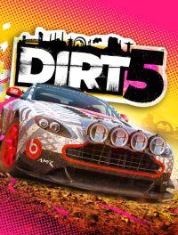 Okładka DiRT 5 (PS5)
