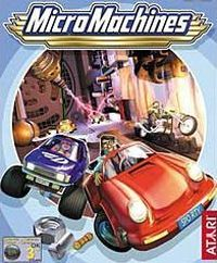 Micro Machines cover
