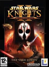 Okładka Star Wars: Knights of the Old Republic II - The Sith Lords (PC)