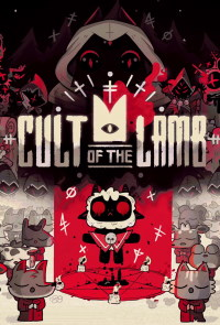 Okładka Cult of the Lamb (PC)