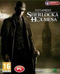 Okładka The Testament of Sherlock Holmes (PC)