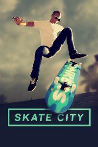 Skate City (PC cover
